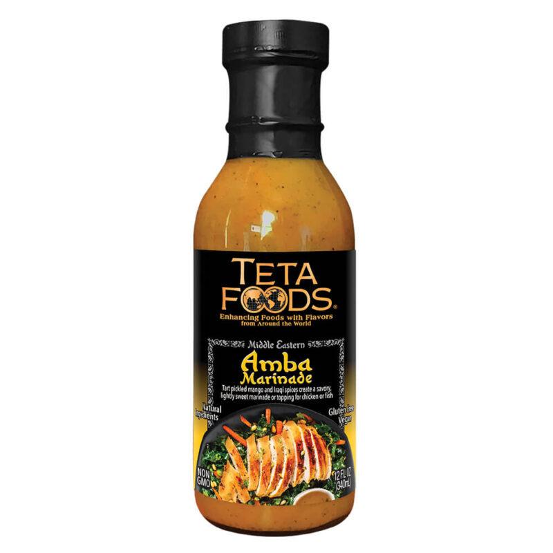 Teta Foods Amba Marinade